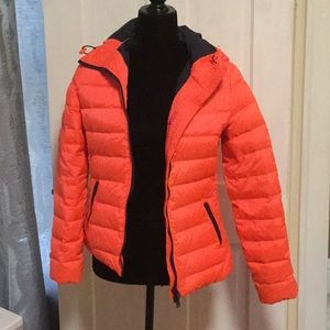 American Eagle Outfitters down/feather coat.
